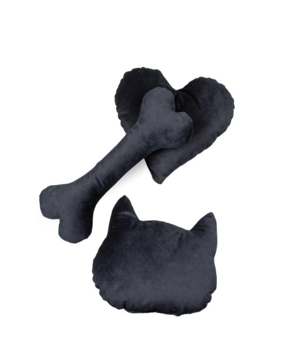 Poduszki - Czarny